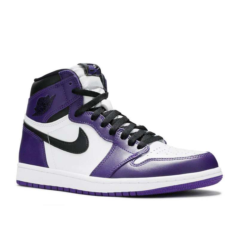 Nike - Jordan 1 Retro High Court Purple White | 555088-500