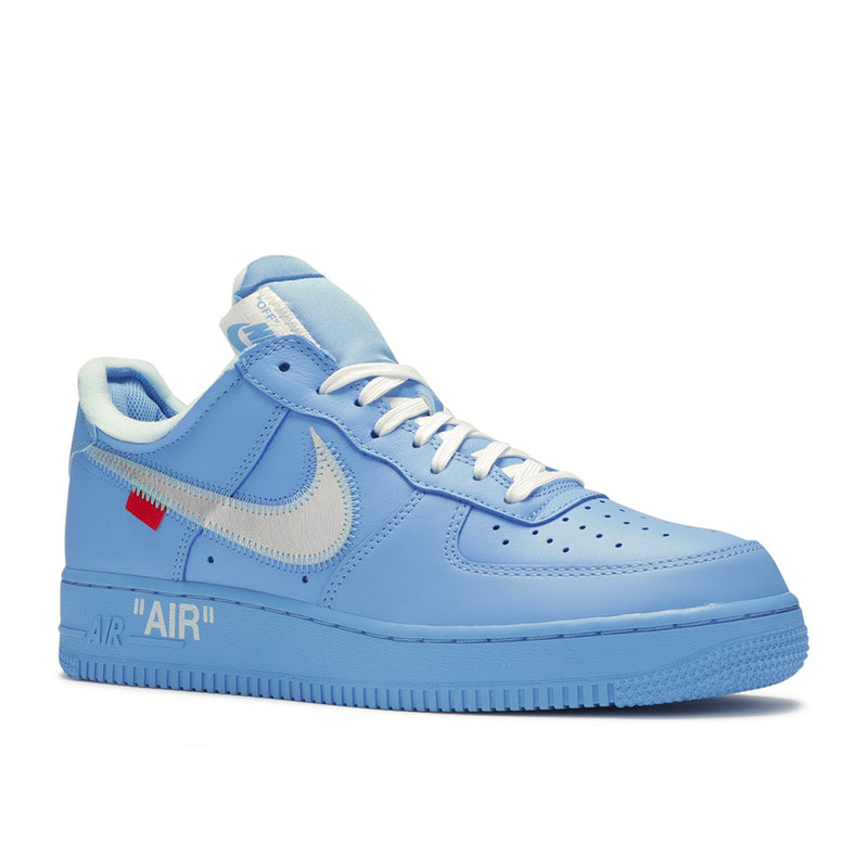 Nike - Air Force 1 Low Off-White MCA University Blue
