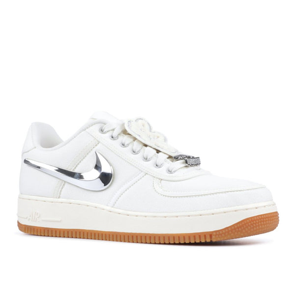 "Nike - Air Force 1 Travis Scott ""Sail"""