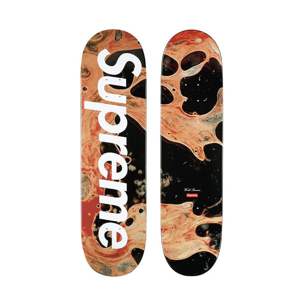 "Supreme/Andres Serrano ""Blood And Semen Skateboards"" Deck"