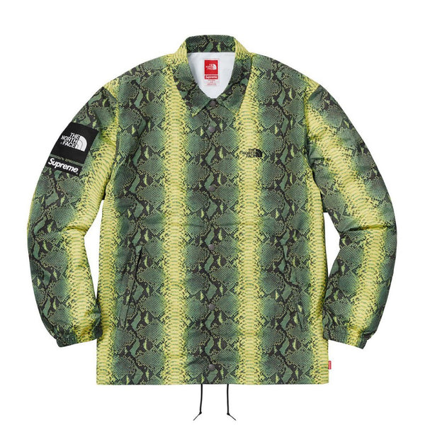 Supreme/The North Face - Snakeskin  Coaches Jacket