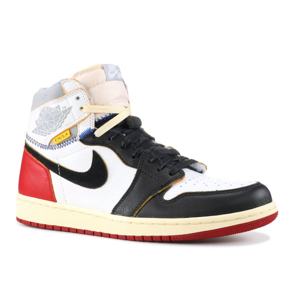 best loved f52c8 8538c Nike-Air Jordan 1 Retro High Union Los Angeles Blue Toe   BV1300-106   Plug  Shop – Plug-shop.com