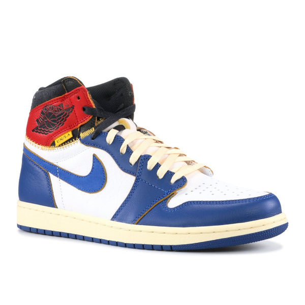 Nike - Air Jordan 1 Retro High Union Los Angeles Blue Toe