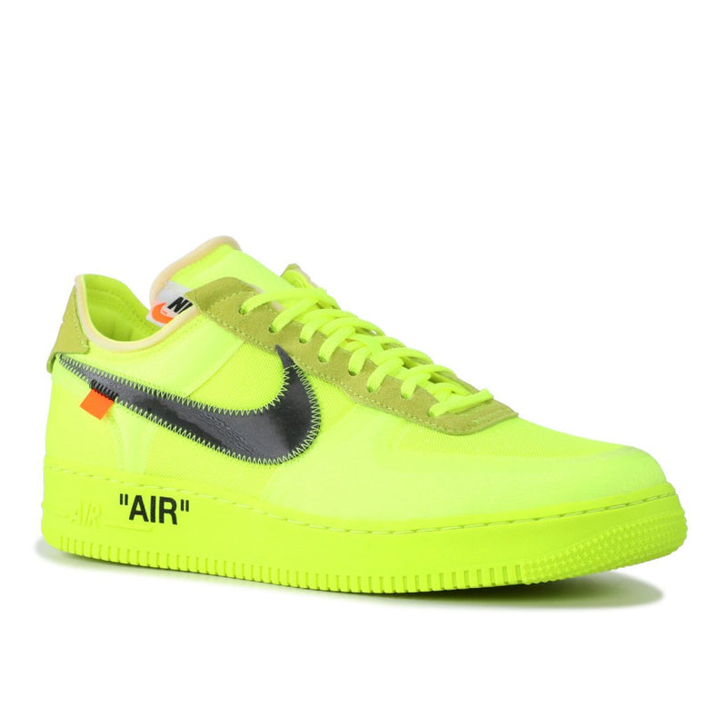 Nike - Air Force 1 Off White VOLT