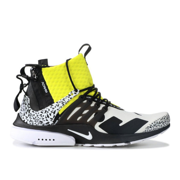 Nike - Air Presto Mid Acronym Dynamic Yellow