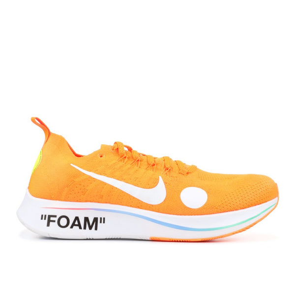"Nike - Zoom Fly Mercurial ""Off White"" Total Orange"