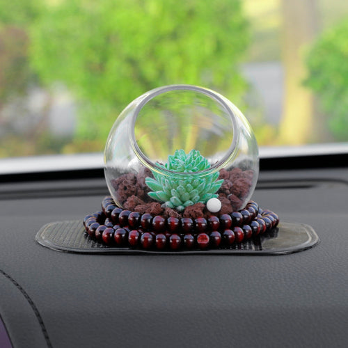 Artificial Plants w/Beads