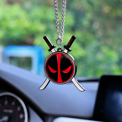 Deadpool Pendant
