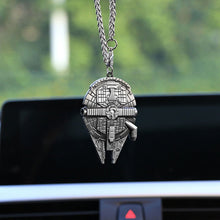 Load image into Gallery viewer, M Falcon Pendant