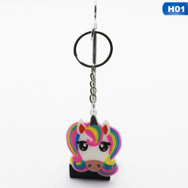 My Little  Poni Keychain