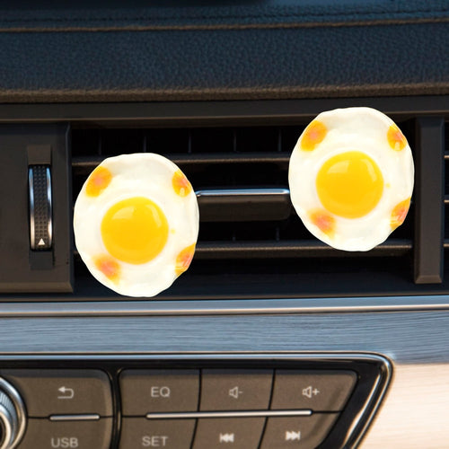 Fried Egg Air-Freshener