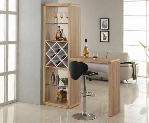 Dawson Wine Cabinet & Table