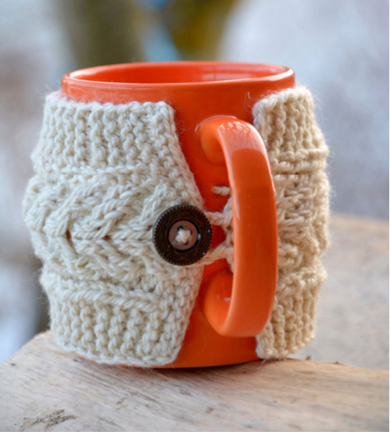 Cable Knitted Mug Sweater