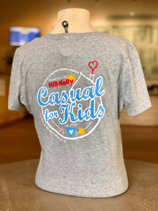 Casual for Kids Limited-Edition Crew Neck T-Shirt