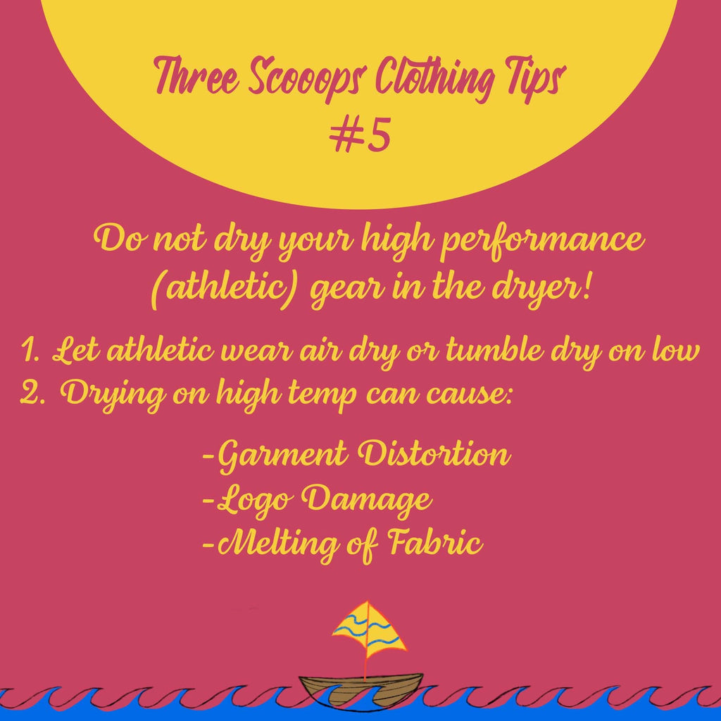 Three Scooops Clothing Tip #5