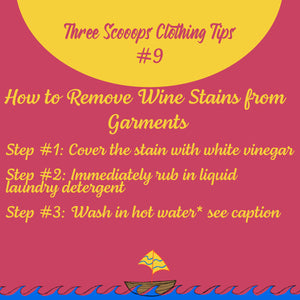 Three Scooops Clothing Tip #9