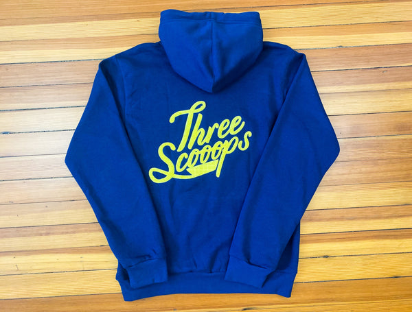 Women's Three Scooops Sweatsuit