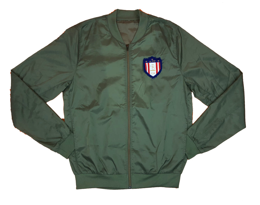 Mariner's Bomber Jacket