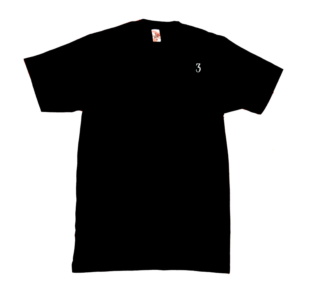 Three Scooops Comfort Tee