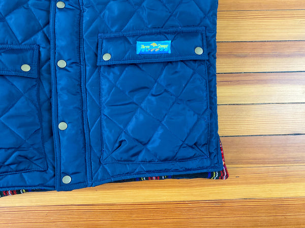 Women's Three Scooops Quilted Vest