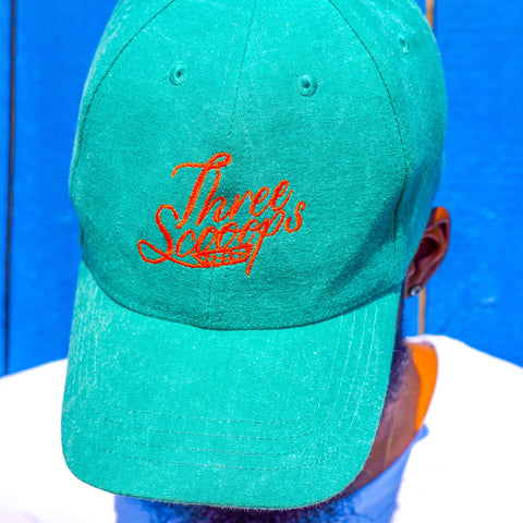 Three Scooops Classic Cap