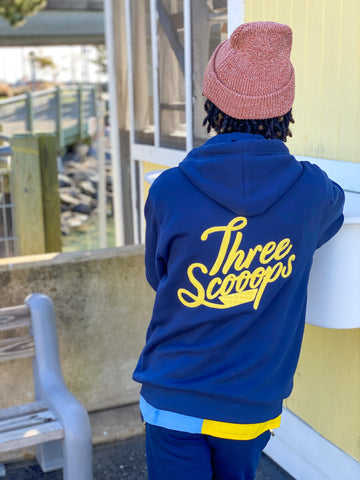 Three Scooops Sweatsuit