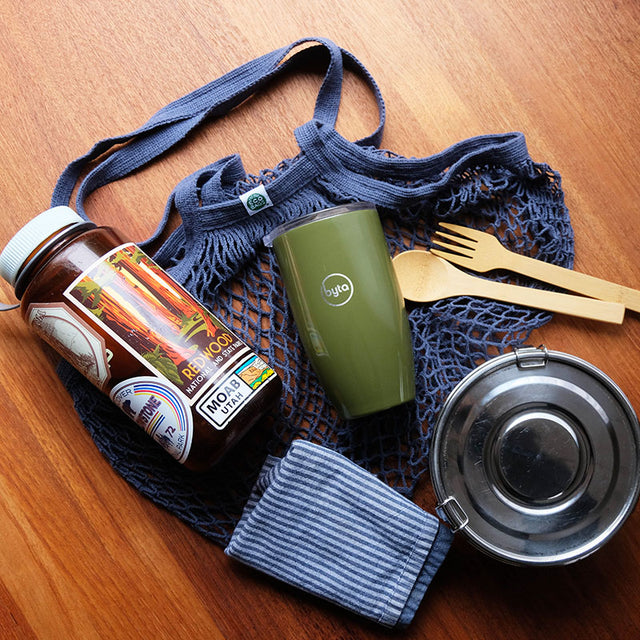 Build Your Own Zero Waste On-the-Go Kit