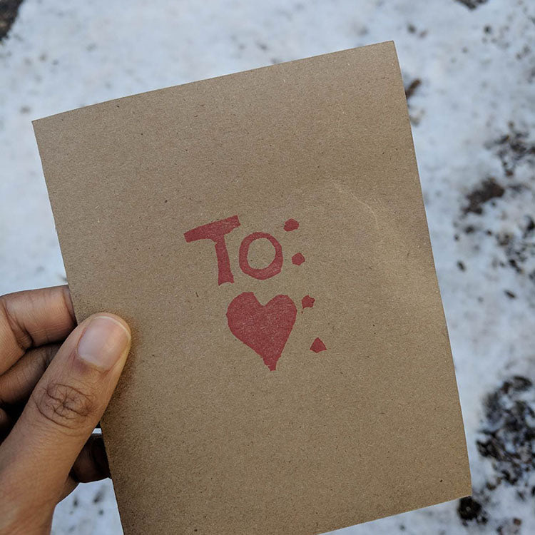 Valentine's Day the Low Waste Way