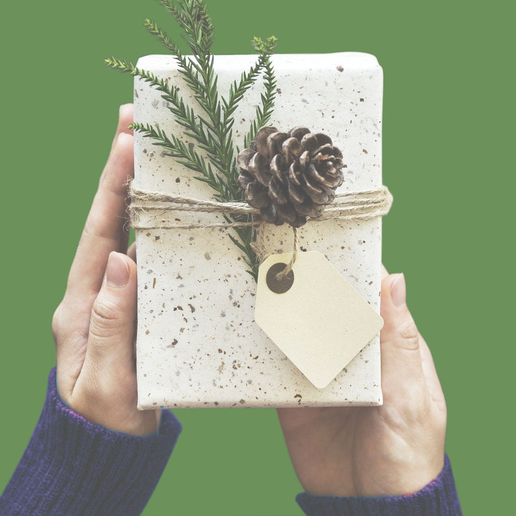 10 Ways to Gift This Season with Less Waste & More Intention
