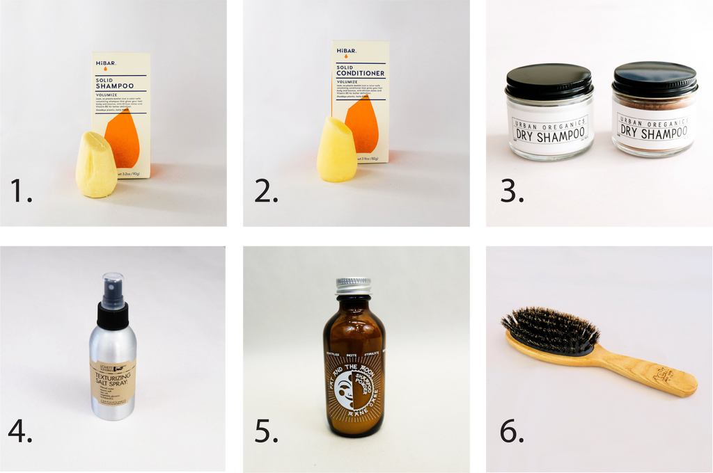 hair care products for fine hair