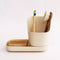 Bamboo Fiber Counter Caddy