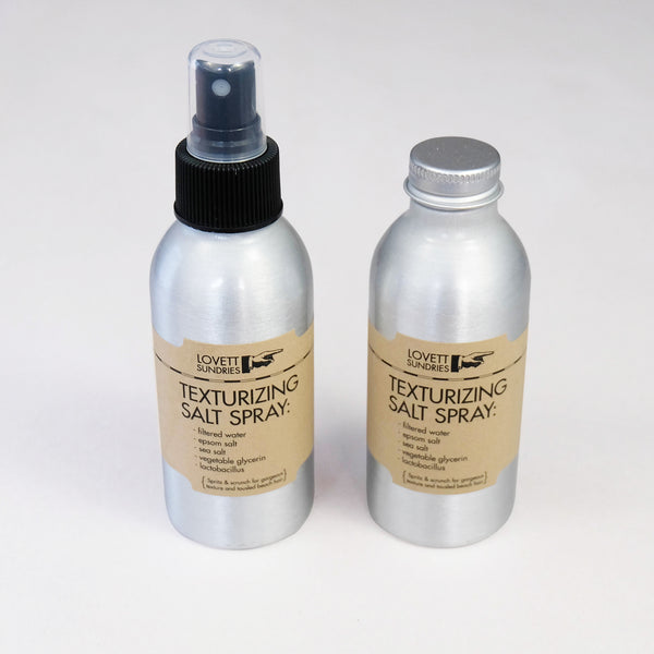 Texturizing Salt Spray