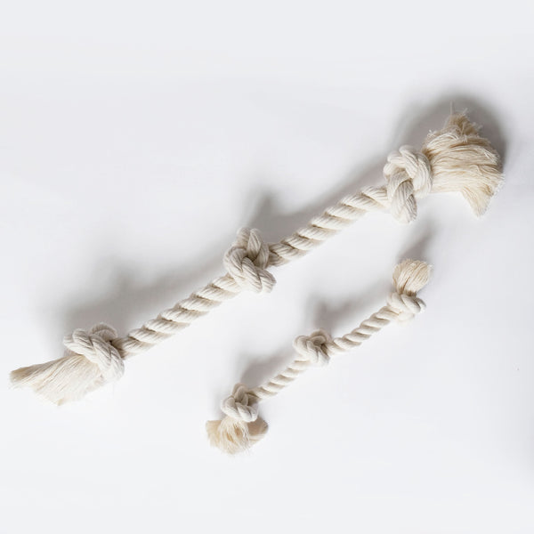 Organic Cotton Dog Rope