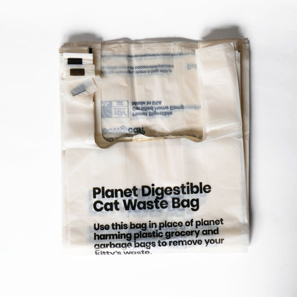 Planet Digestible Cat Litter Bags (50-pack)