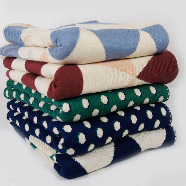 Organic Supima Cotton Baby Blanket