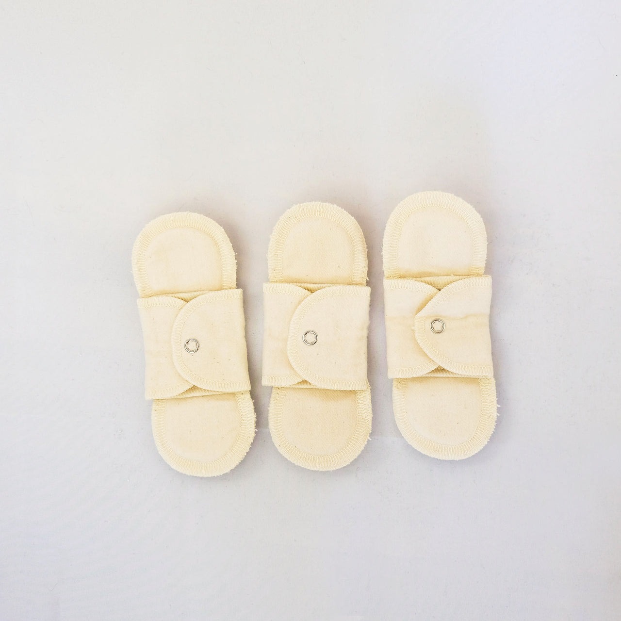 Organic Cotton Pantyliners (3-Pack)