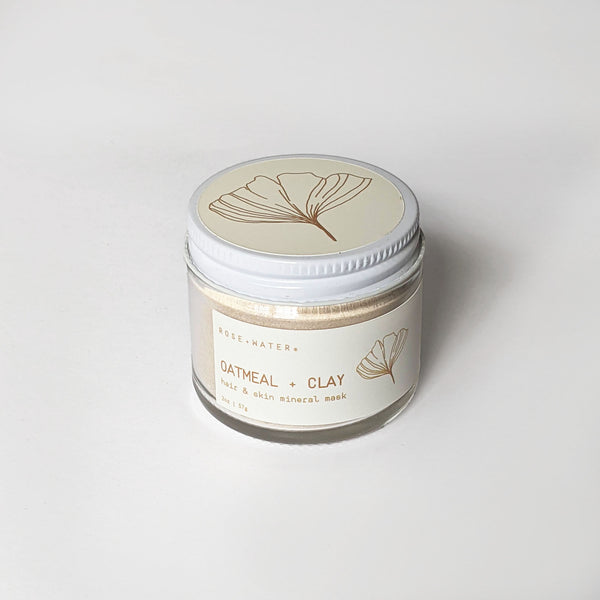 Mineral Clay Face + Hair Mask