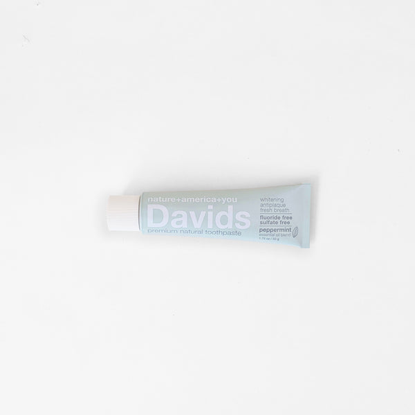 Travel-Size Toothpaste