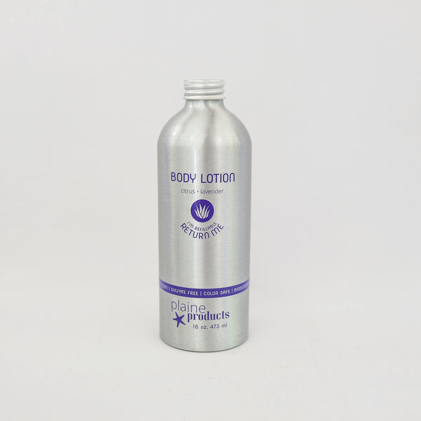 Citrus Lavender Body Lotion (16 oz)