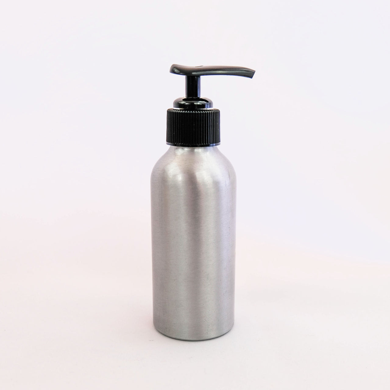 4 oz. Aluminum Pump Bottle