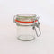 4 oz. Glass Jar with Hinged Lid
