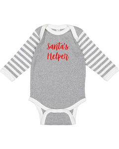 Customized Long Sleeve Onesie