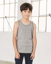 Load image into Gallery viewer, Youth Custom Tank Top