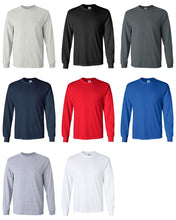 Load image into Gallery viewer, Personalized Men's L/S T-Shirt