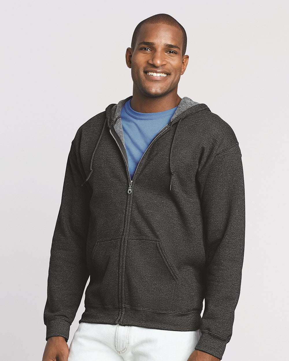 Men's Personalized Zipper Hoodie