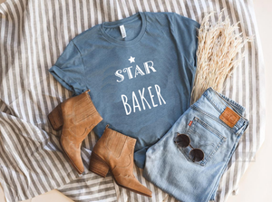 Star Baker Shirt, Inspired by the Great British Baking Show