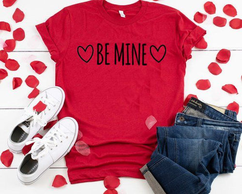 Be Mine Valentine's Day Gift Shirt