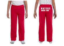 Load image into Gallery viewer, Haters Back Off Youth Sweatpants - Miranda Sings
