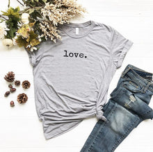 Load image into Gallery viewer, Love Valentine's Day Gift Shirt