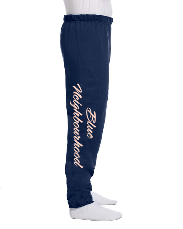 Troye Sivan Blue Neighborhood Adult Sweatpants